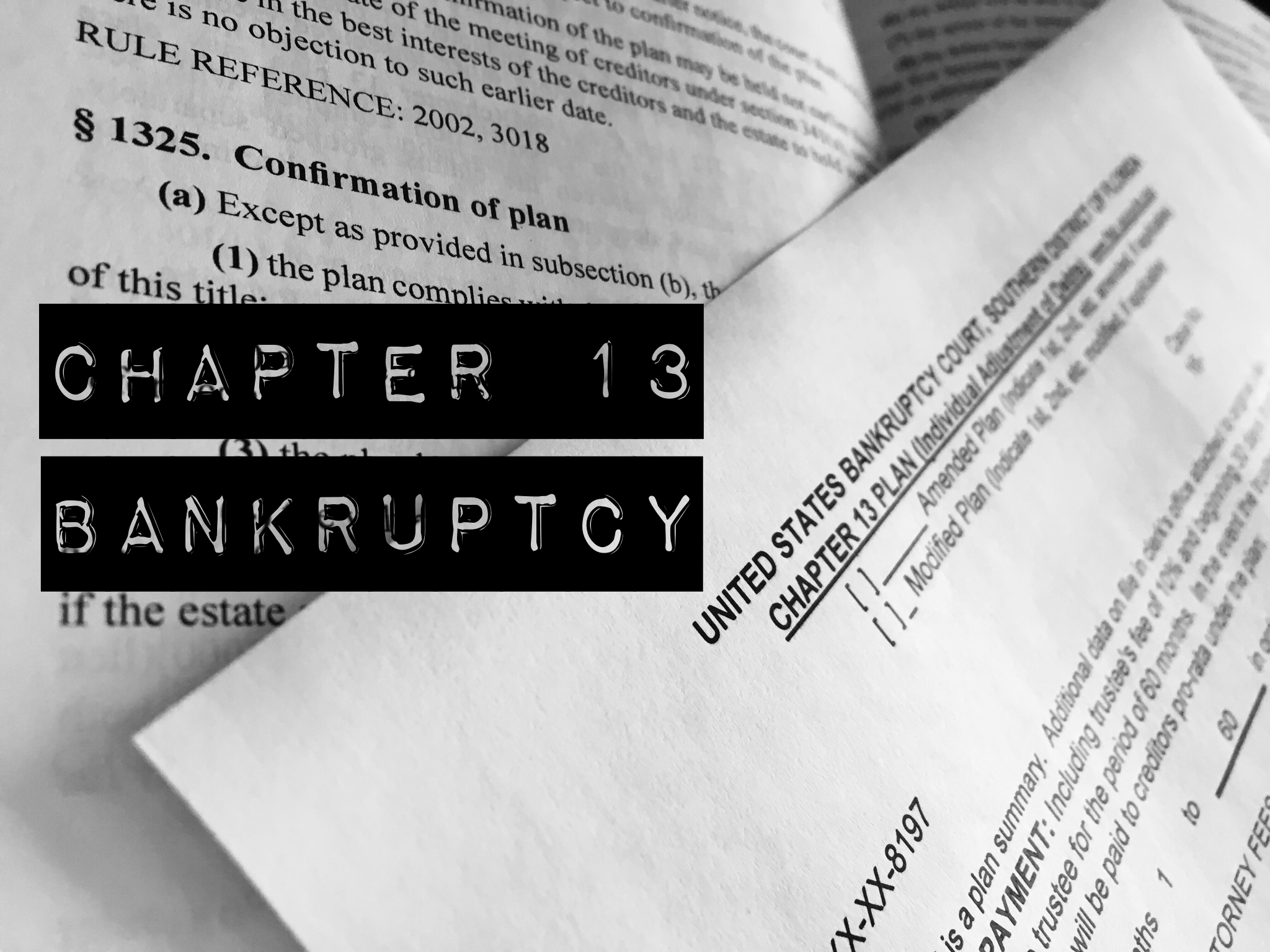 Why a Chapter 13 Bankruptcy is more Expensive than a Chapter 7